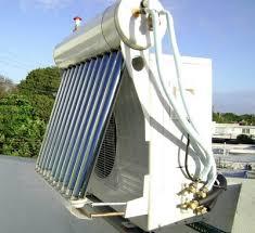 کولر گازی خورشیدی