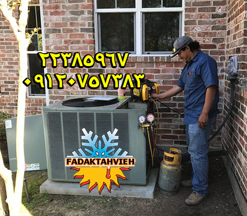 شارژ گاز داکت اسپیلت