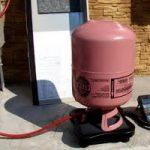 شارژ گاز اسپیلت در زمستان