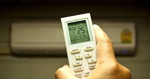 دمای مناسب کولر گازی